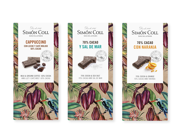 xocolates Simon Coll
